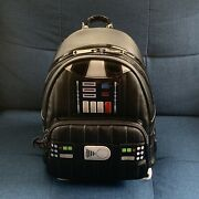 Loungefly Star Wars Darth Vader Light Up Mini Backpack Nwt In Hand