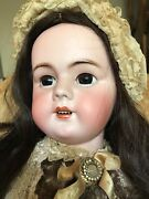 Antique French Jumeau Dep 14 Doll - Magnificent