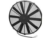 Spal Automotive Usa Fan Spal 16and039and039 Medium Profile-puller Fan Ix-30101516