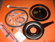Camaro Cowl Induction Air Cleaner Assembly 1969 1968 1st Gen Z28 Reproduction