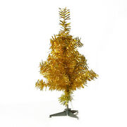 Christmas Tree Ornaments With Light New Year Party Xmas Decoration Gold