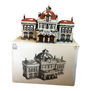 Victoria Station Department 56 Dickens Village Series Heritage Collection 55743