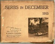 Serbs December 1915 Sampson Tchernoff Wwi Photography Serbian Army Picture Album