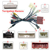 1×16pin Car Stereo Radio Wire Harness Connector For Mazda 6 2013 High Trim Level