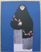 R.c. Gorman Taos Pueblo Woman St.2 On Sale Signed And Numbered