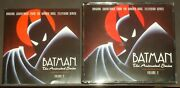 Batman The Animated Series Vol 2 Music Cd Box Set 4 Discs Limited To 3,500 1