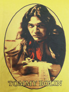 Deep Purple Tommy Bolin - Rare Vintage T-shirt - Size Small
