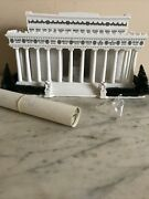 Department 56 The Lincoln Memorial American Pride Collection 56.57702