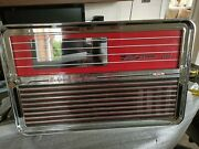 Seeburg 1000 Background Music System. Coca Cola Design Fully Stripped And Rebuilt