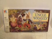 Vintage Uncle Wiggly Board Game No.4902 Complete Game 1988 Edition Very Clean