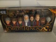 New 2011 Lord Of The Rings Pez. Sealed Collector Set. Great Condition.