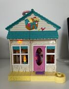 Fisher Price Vintage Loving Family Sweet Streets Country Store Lights And Sounds