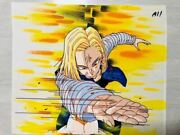 Dragon Ball Human Beings No. 18 Cell Painting No Background Pasting
