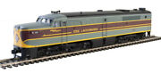 Walthers 910-20099 Ho Erie Lackawanna Alco Pa Diesel Locomotive Sound And Dcc 855