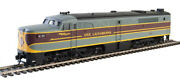 Walthers 910-20100 Ho Erie Lackawanna Alco Pa Diesel Locomotive Sound And Dcc 861