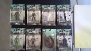 The Matrix The Film Lot Of 8 1999 Original N2 Toys Sealed In Box