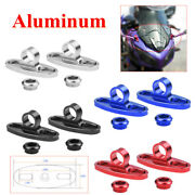 Motorcycle Racing Rearview Mirror Base Aluminum Cnc Block Off Plates Cover Caps