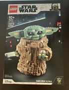 Lego Star Wars 75318 The Mandalorian Child Collectible Brand New Factory Sealed