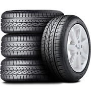 4 New Goodyear Excellence Rof 245/45r19 98y High Performance Tires
