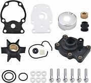 Water Pump Impeller Kit With Housing For Johnson Evinrude 393630 393509 391636