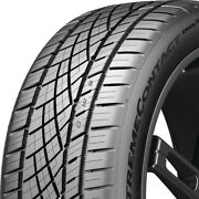 4 New 255/50zr19xl 107w Continental Extremecontact Dws06 Plus 255 50 19 Tires