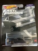 Hot Wheels Premium Dodge Charger Fast And Furious Stars 4/5 F9