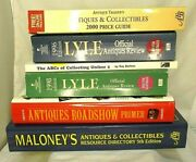 6 Antiques And Collectibles Price Guides Antiques Roadshow Trader Lyle Maloneyand039s