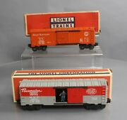 Lionel Vintage O Assorted Freight Car Lot 6464-25, 3494 [2]