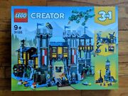 Lego Creator 3 In 1 ✨ Medieval Castle 31120 ✨ Usa Seller, In Hand