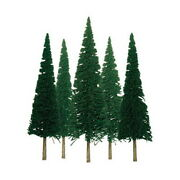 Jtt Scenery Products 92003 Ho 4-6 Super Scenic Pine Tree Pack Of 24