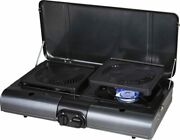 Iwatani Cassette Table Type Bbq Flat Twin Grill Cb-tbg-1 Gas Cooking Stovefedex