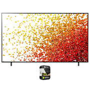 Lg 86 Inch 4k Nanocell Tv 2021 Model With 2 Year Premium Extended Warranty