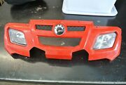 2007 Can Am Outlander 800 Header Panel Grill With Headlights Fast Shipping