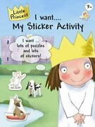 Little Princess I Want My Activity Book