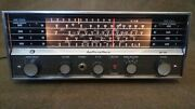 Vintage Hallicrafters Sw-500 / S-120 4 Band Am Sw Cw Hf Radio Receiver Recapped