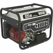 Northstar Generator 8k Surge/6600 Rated W Electric Start Carb-compliant