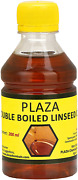 Double Boiled Linseed Oil By - 200 Ml Pack Used For Wood Finishing Free Ship