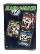New Flash Gordon Space Soldiers Trip To Mars Conquers The Universe 3 Dvd Box Set