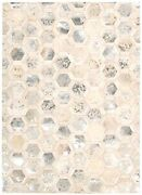 Ma01mamini City Chic Rectangle Area Rug 8-feet By 10-feet 8and039 X 8and039x10and039 Snow