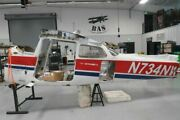Cessna 172n Fuselage Assy W/ Airworthiness Bos Data Tag And Log Books