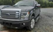 Pickup Cab Crew Cab With Sunroof Fits 11-14 Ford F150 Pickup 338458