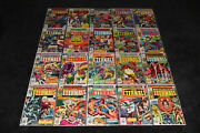 The Eternals 1 - 19 Annual Kirby 1976 Collection + Limited Series 1 - 12 Lot 2