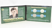 American Coin Treasures Transitional Kennedy Half Dollar Collection