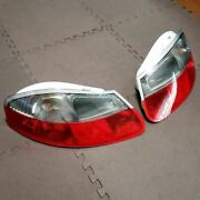 Porsche 986 Boxster Genuine Smoke Tail Light Left And Right Set