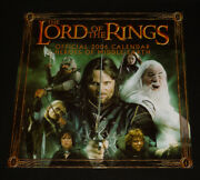 The Lord Of The Rings - Official 2006 Calendar Heroes Of Middle Earth