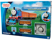 Bachmann Bac00642 Ho-scale Thomas And Friends With Annie And Clarabel Train Set