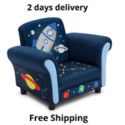 Kids Couch Upholstered Chair Design Toddler Furniture Comfort Children Armchair