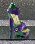 Ultra Rare Prototype - Just The Right Shoe 'evocative' By Lorraine Vail Raine