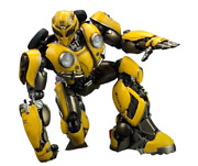 Transformers Authentic 3a Bumblebee Dlx Collectible Figure 3z0242
