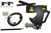 1932 Ford 3 Window Coupe Front Power Window Kit W Nostalgic Switches For Console